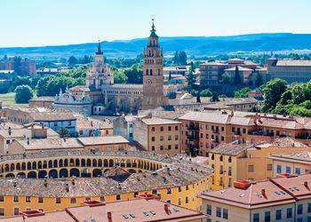 Tarazona, Zaragoza, Aragon, Spain