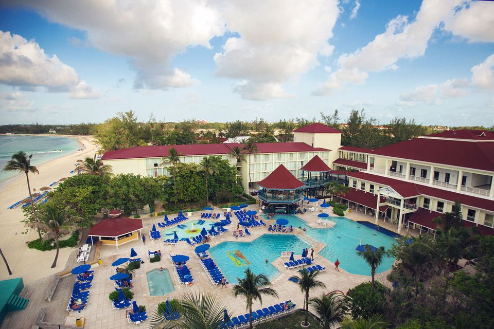 Breezes Bahamas all-inclusive resort
