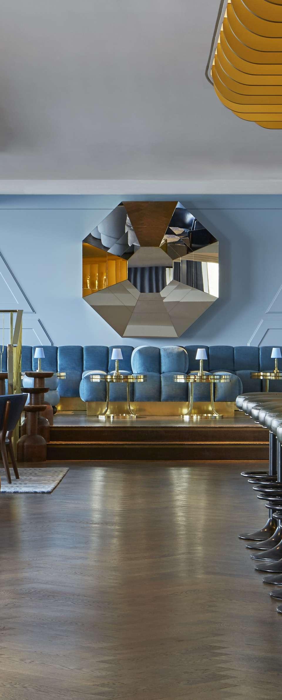 London cocktail bar Lyaness