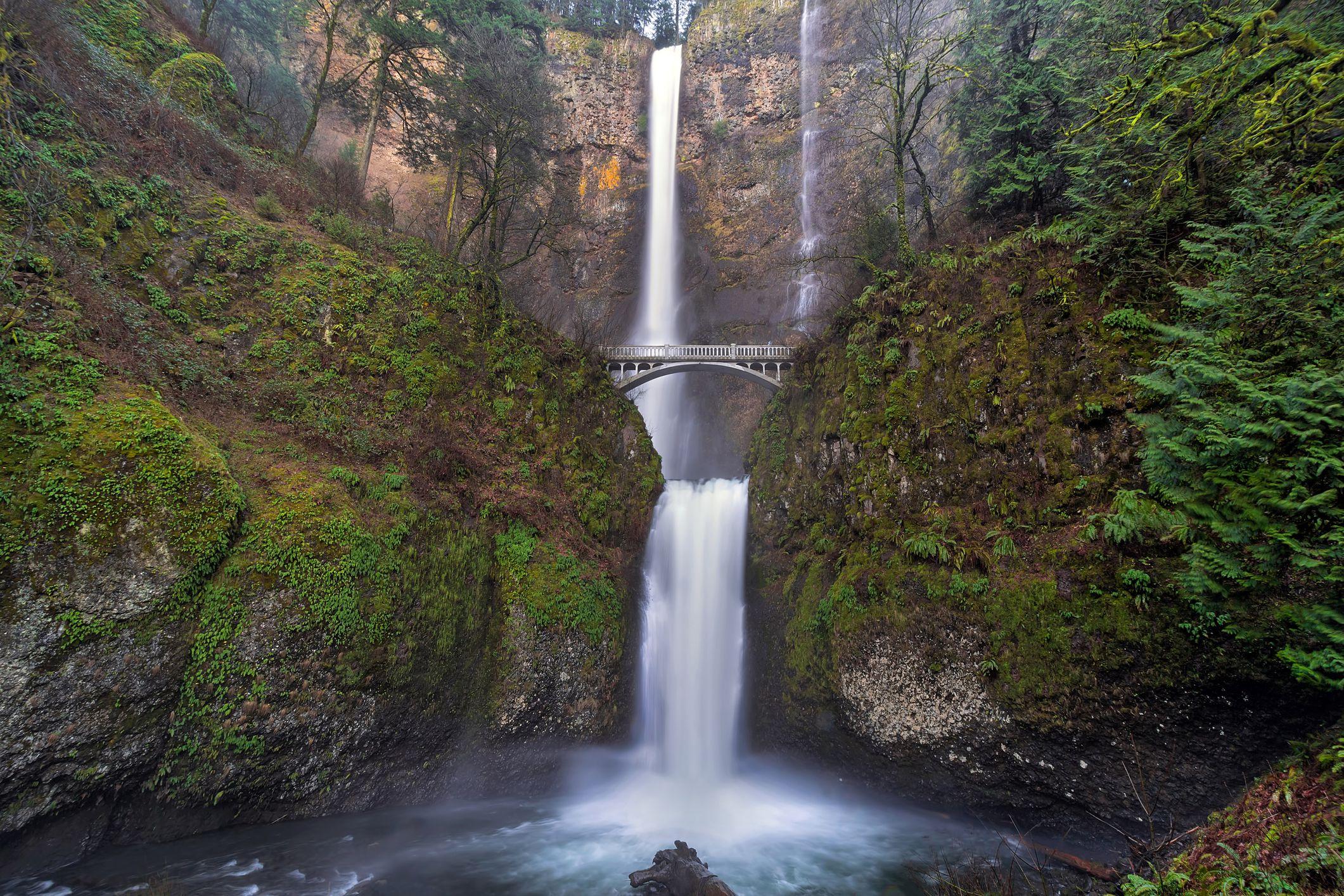 15 Most Beautiful Waterfalls in Oregon