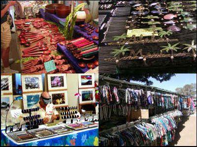 Lahaina Gateway Craft Fair