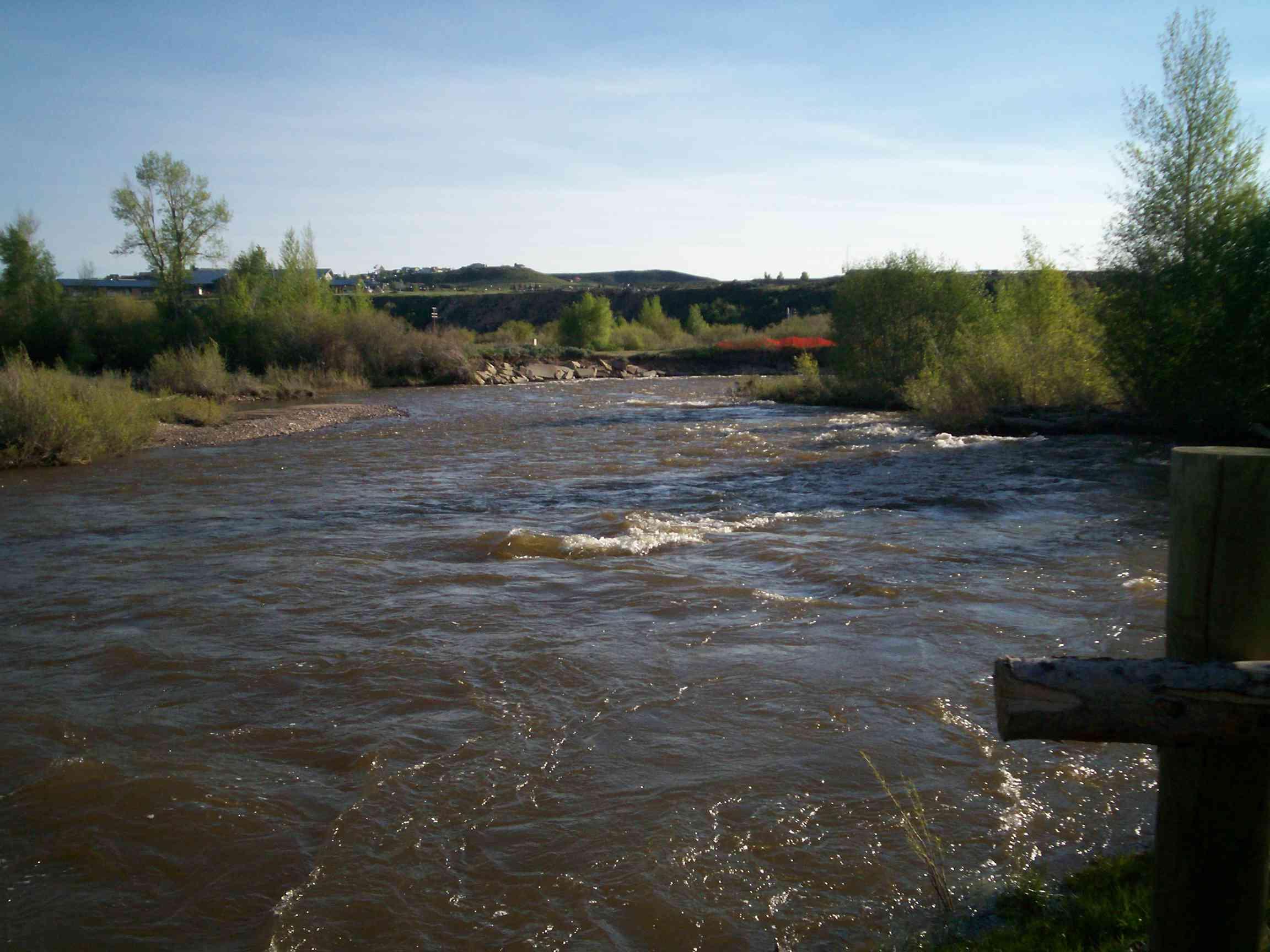 Bear River in Wyoming