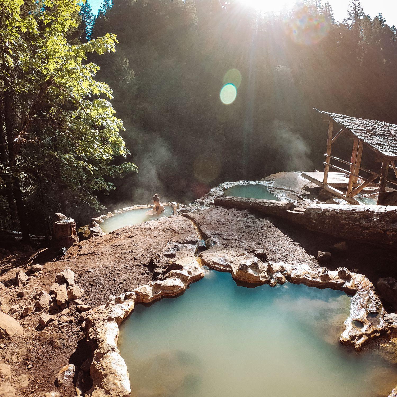 9 Best Hot Springs in Oregon