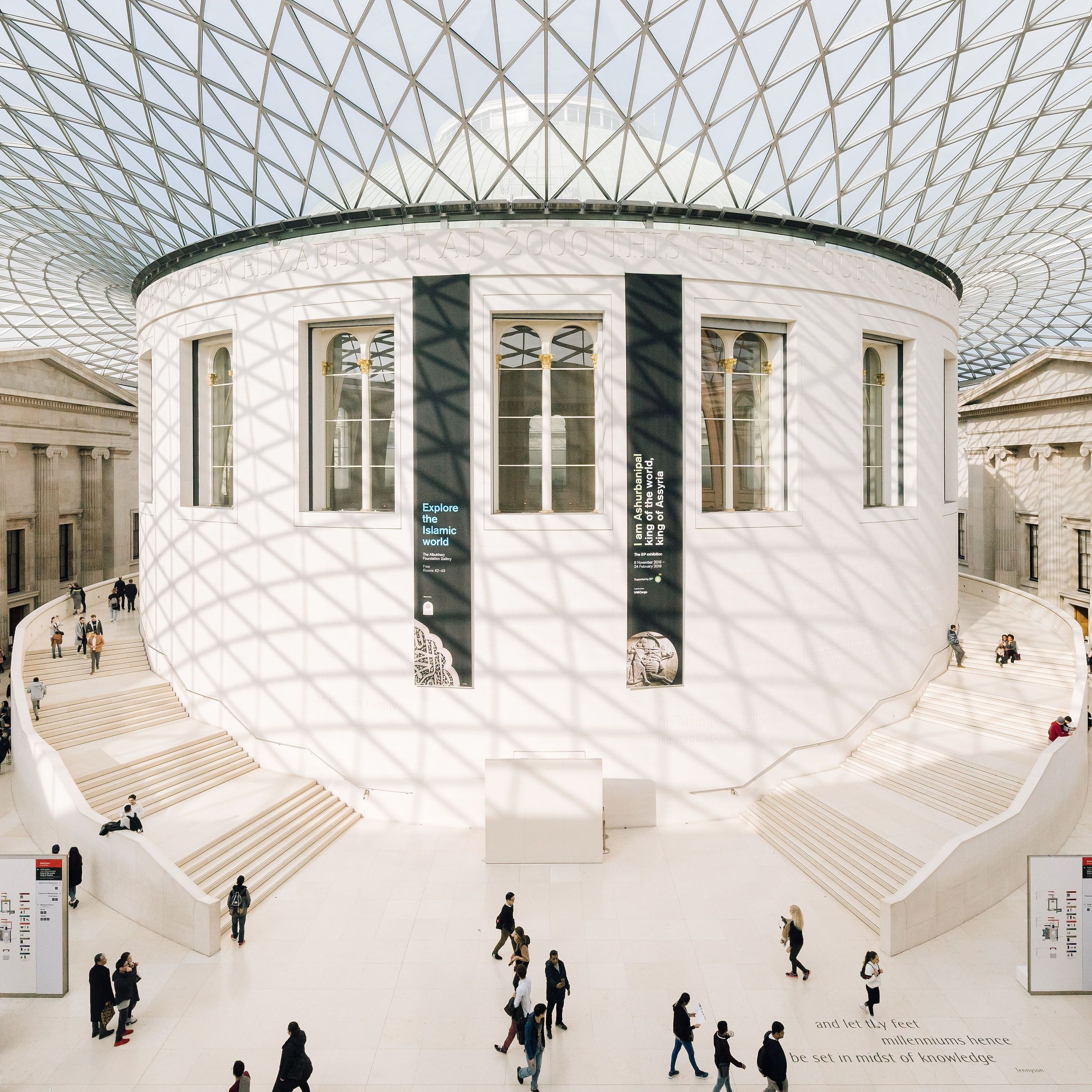 Ten Treasures of the British Museum