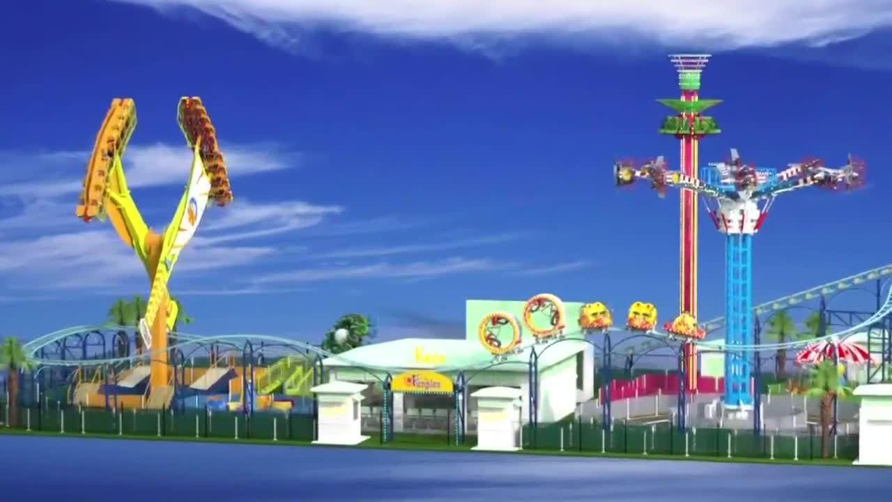 Funplex amusement park Myrtle Beach
