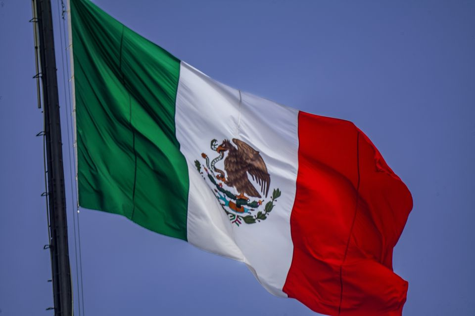 Image result for mexico flag