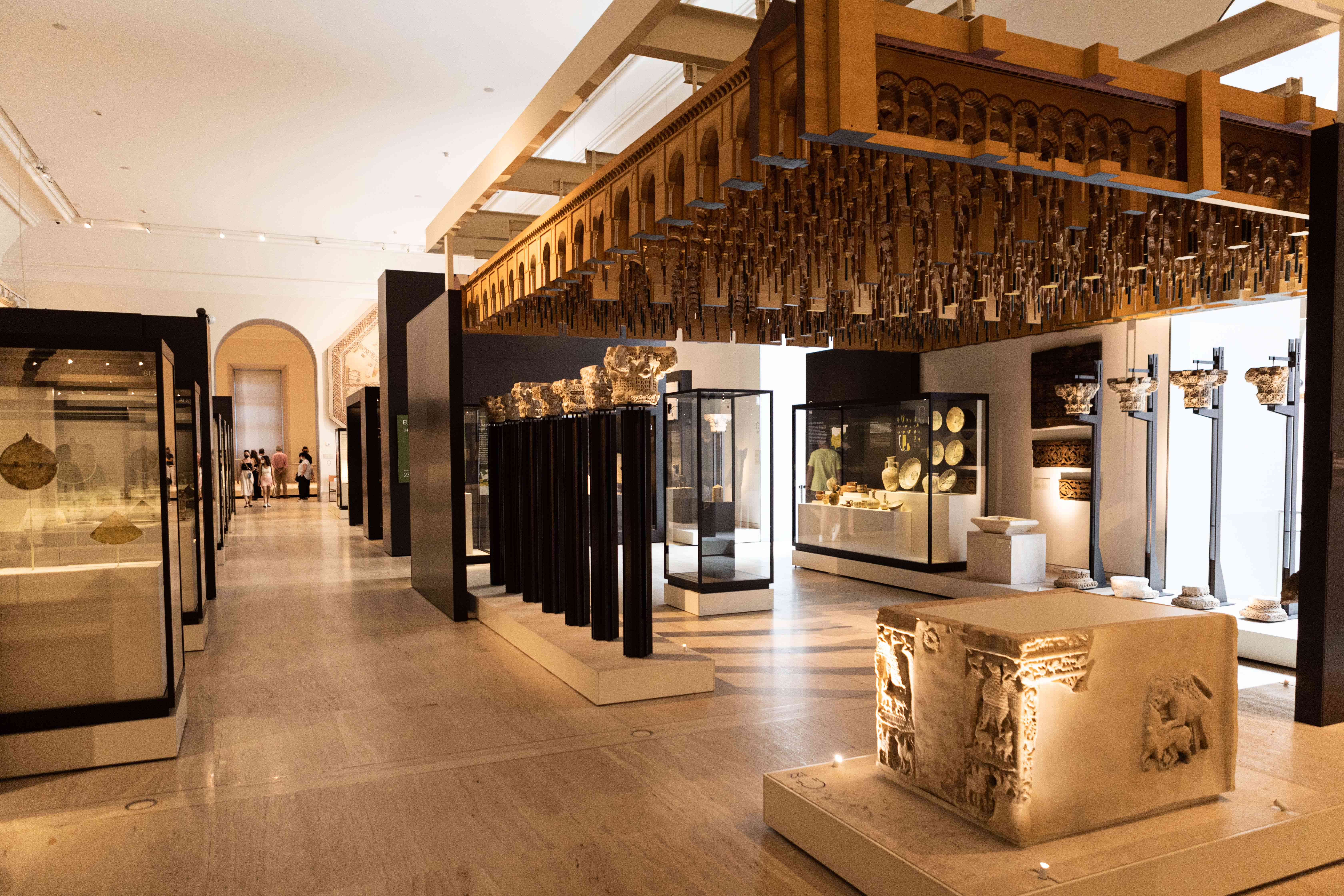 National Archaeological Museum in Madrid