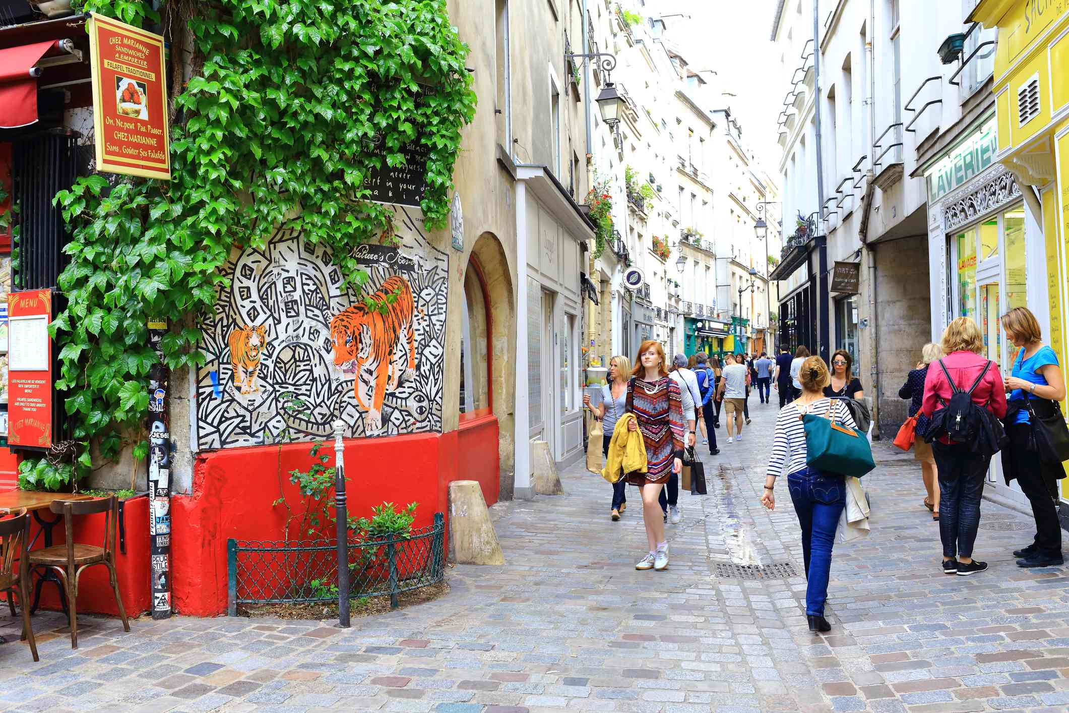 Marais district-- These are the top things to do in the Paris neighborhood, from museums to shopping and eating out