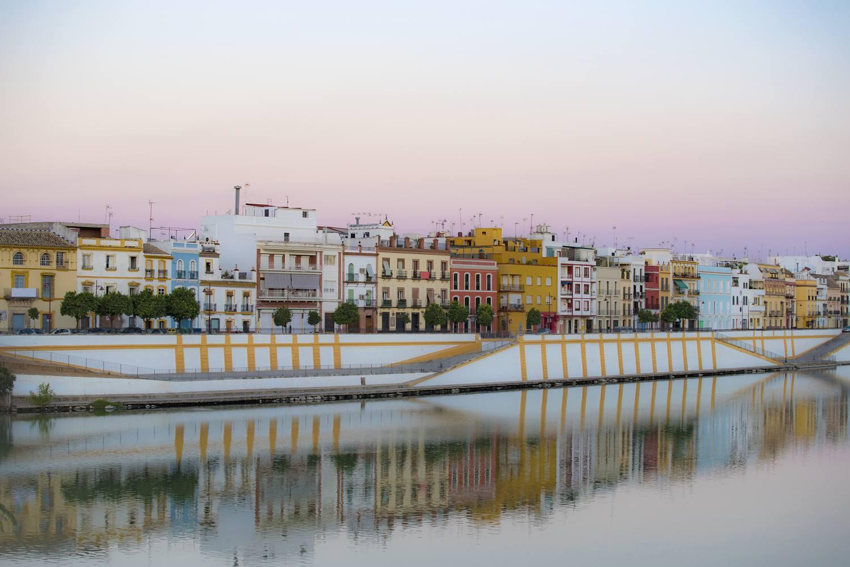 Triana district, Seville, Spain