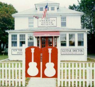 Photo © The American Guitar Museum