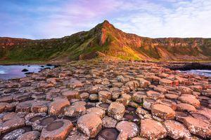 Giant's Causeway, county Antrim, Northern Ireland