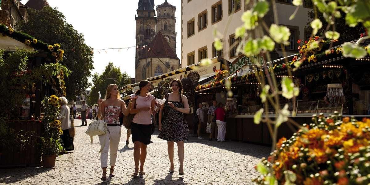 Stuttgart Wine Village
