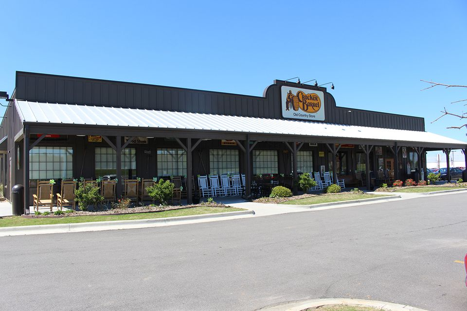 Cracker Barrel Alabama