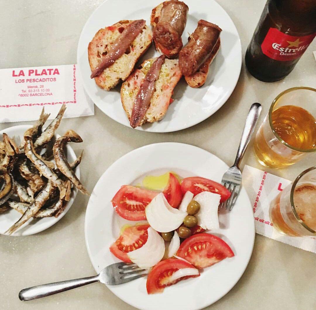 Bar La Plata Barcelona