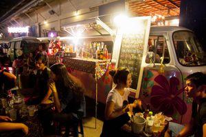 Car Bar in Thailand