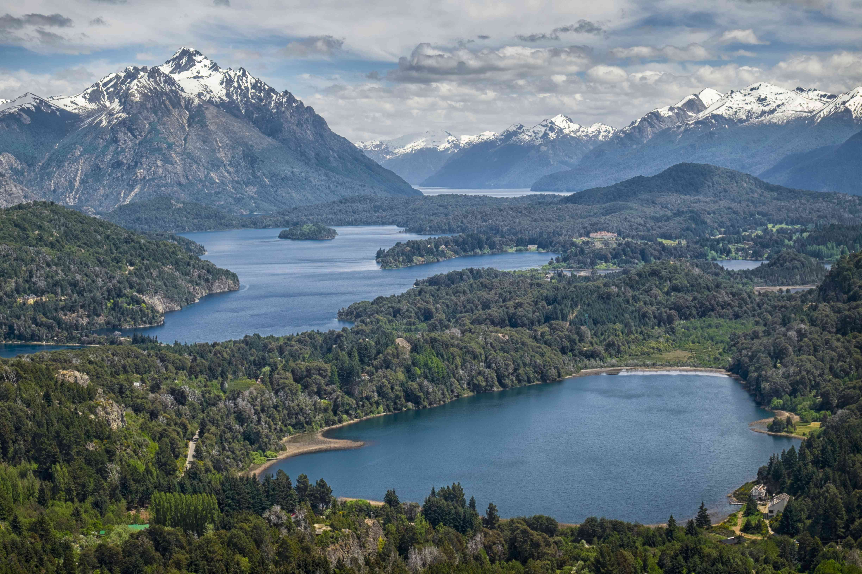 Bariloche Lookout, Cerro Campanario
