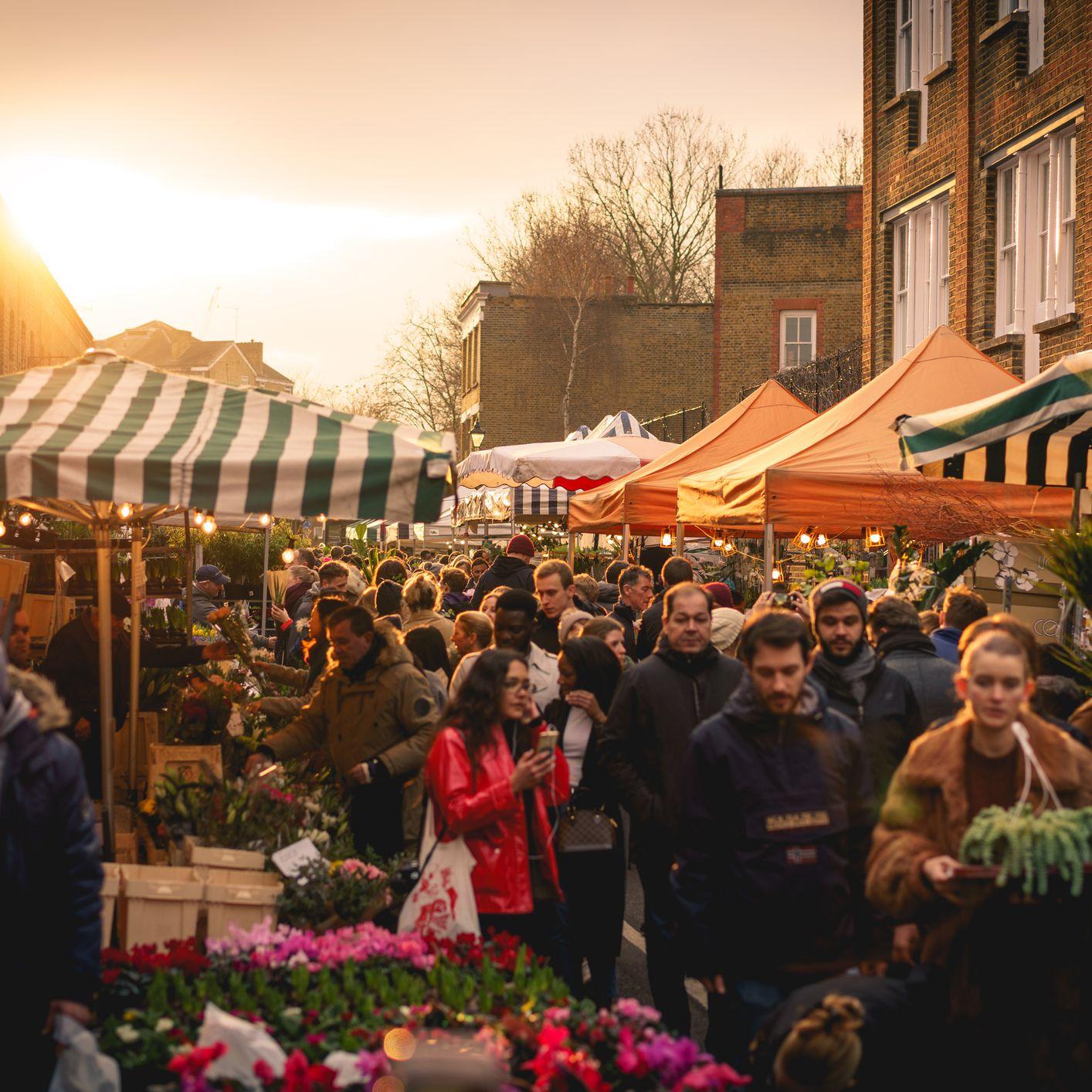10 of the Best Street Markets in London