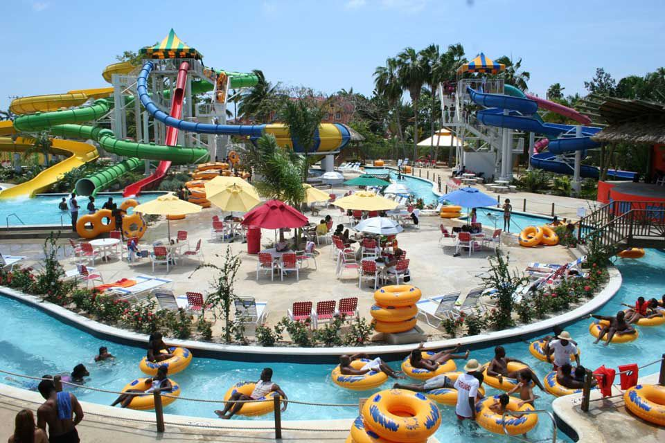 Top 4 Kid-Friendly Water Parks in Jamaica