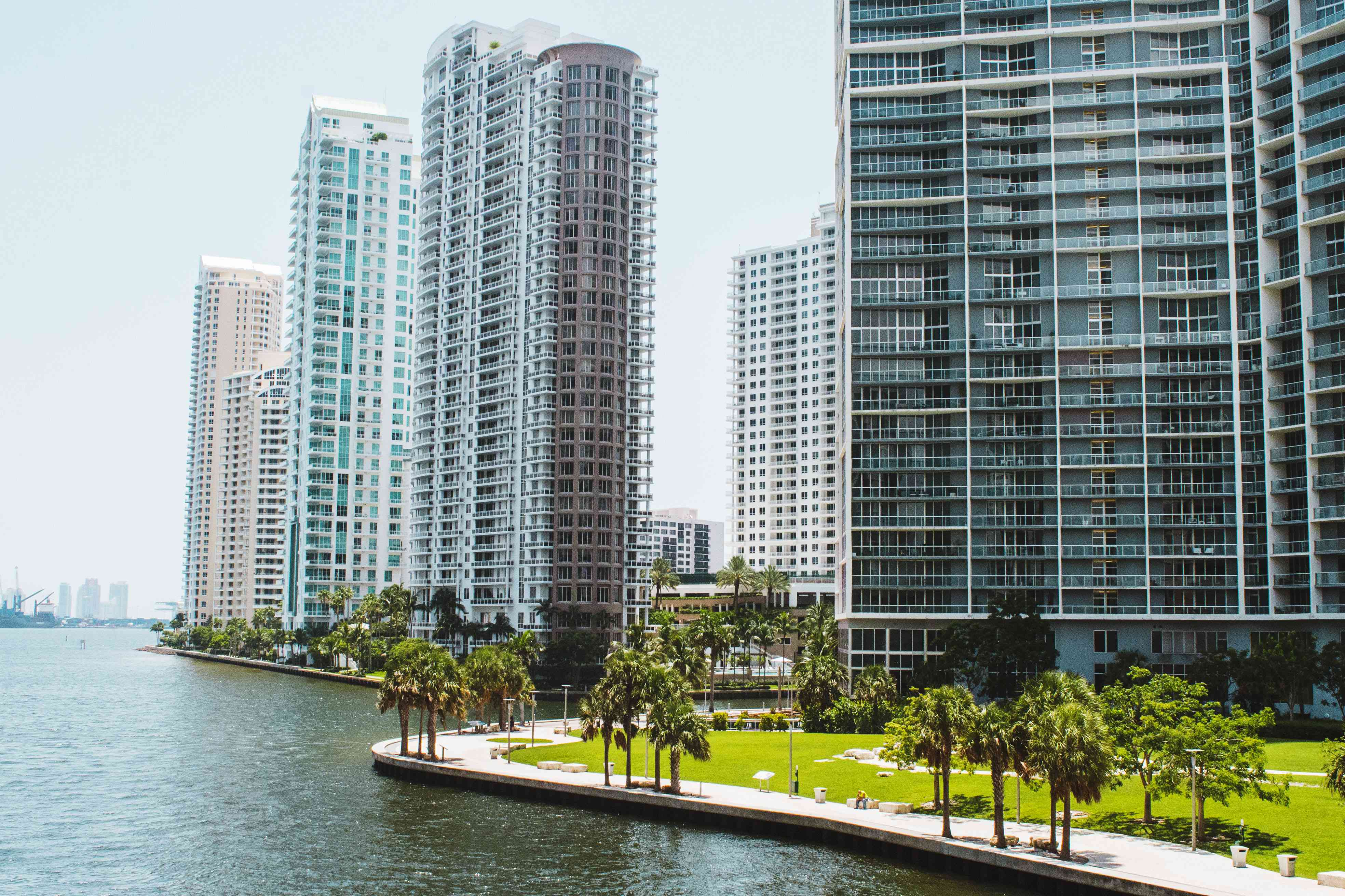 View of Brickell Point
