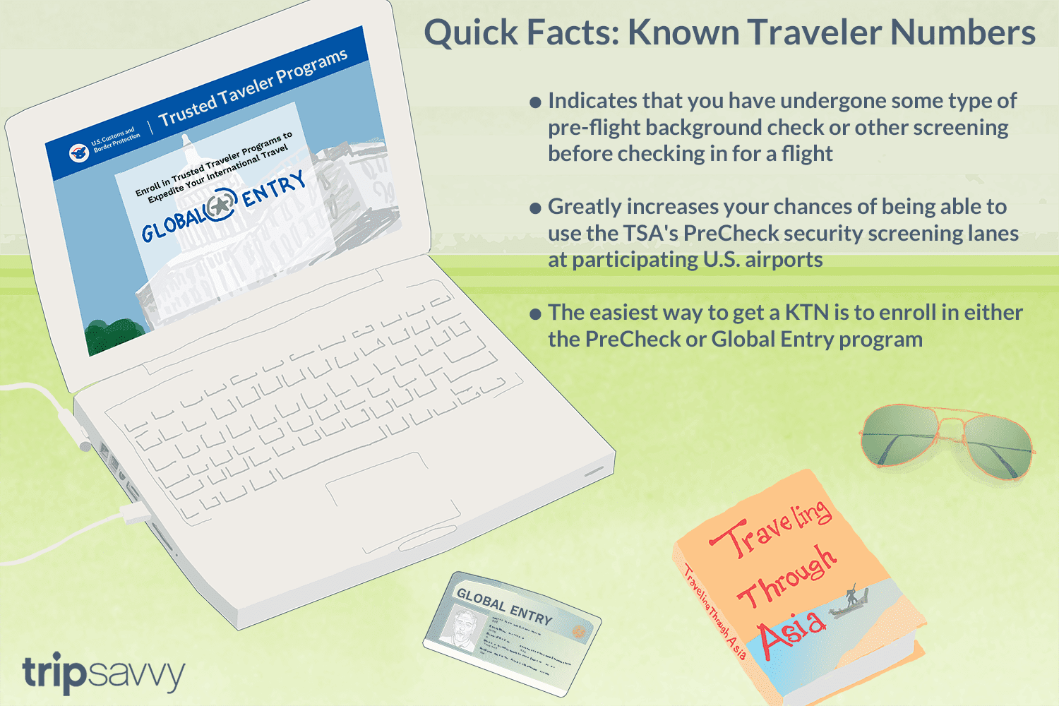 Do You Need a Known Traveler Number?