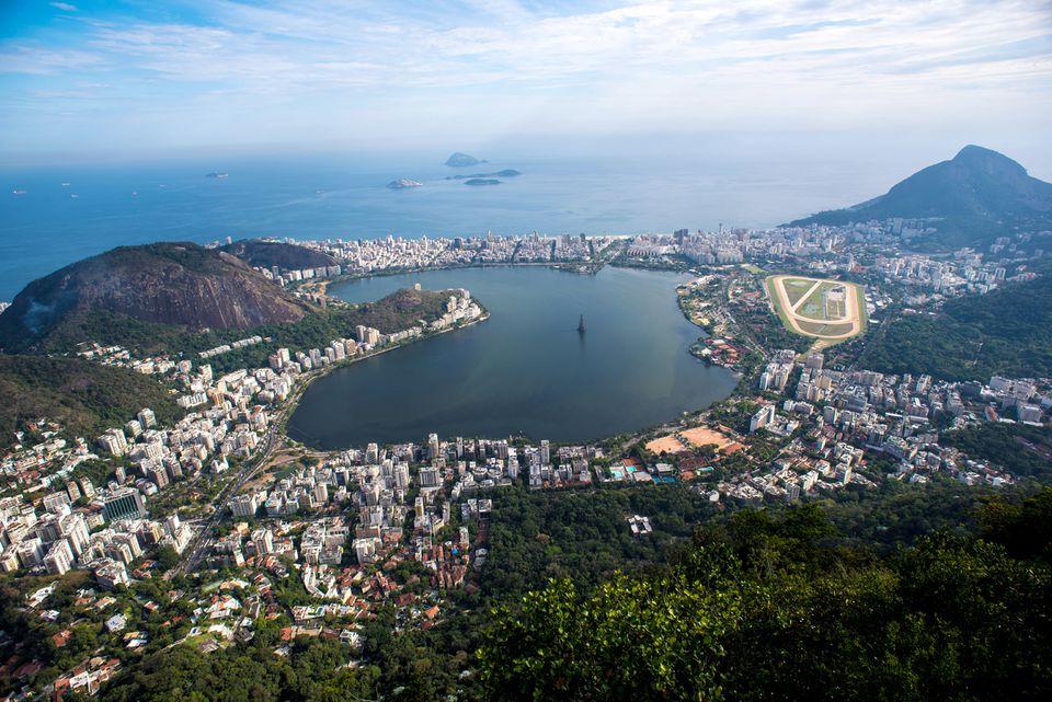 Rio de Janeiro Wide Shot