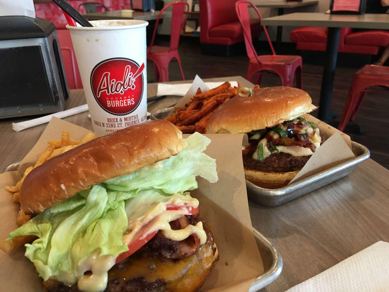 Aioli Burger en Phoenix, AZ