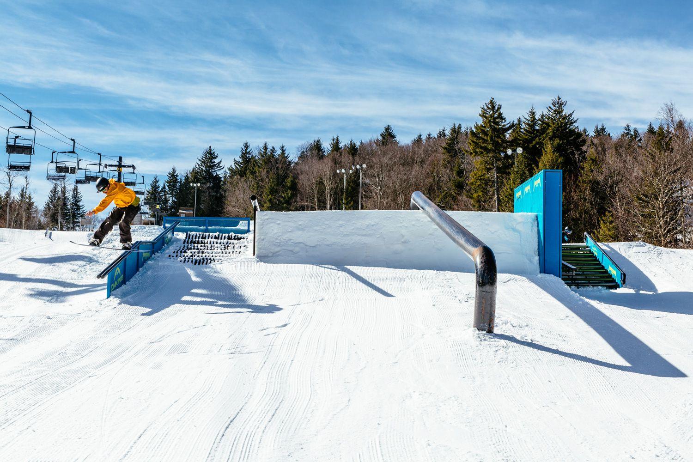 11 ski resorts near washington, d.c.