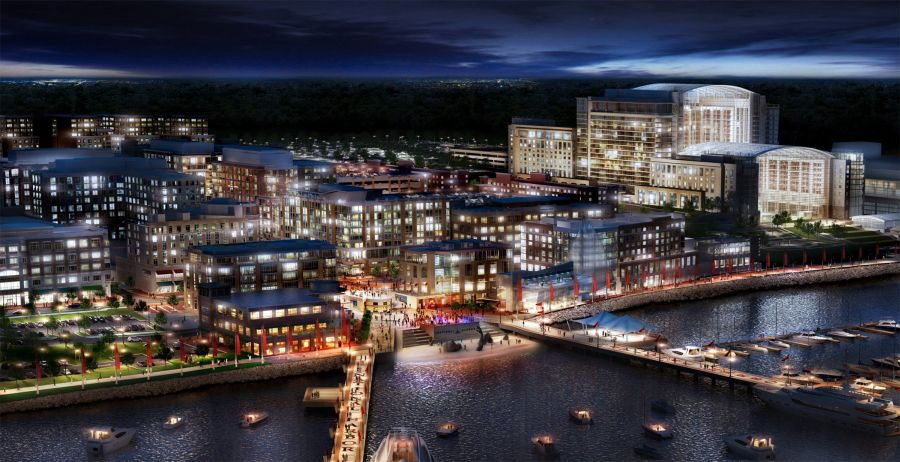 National Harbor Shop Dine And Play Along The Potomac