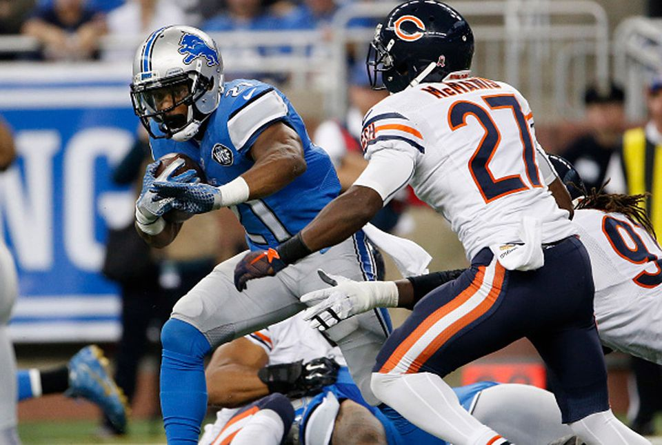 Ameer Abdullah, Detroit Lions, Week 7 start or sit