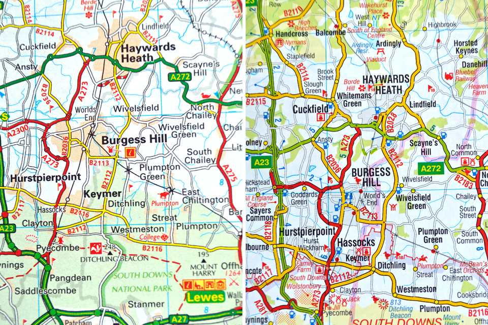 Do You Really Need A Book of UK Maps ?