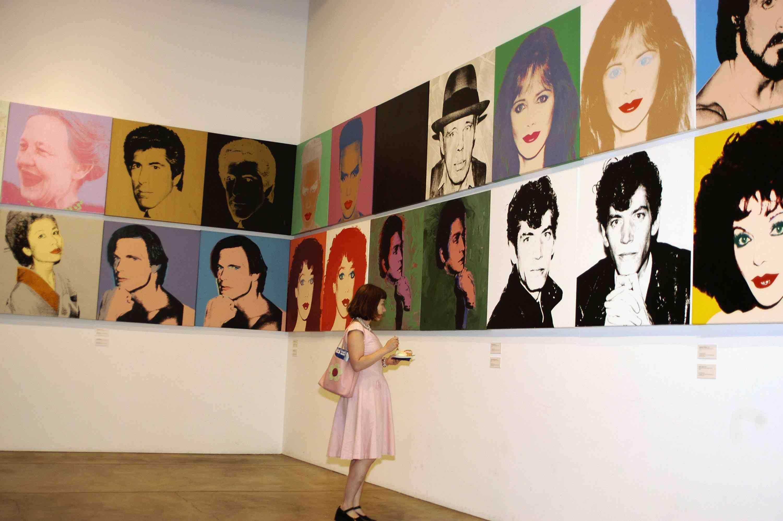 Pop Artist Andy Warhol's 75th Birthday Observed