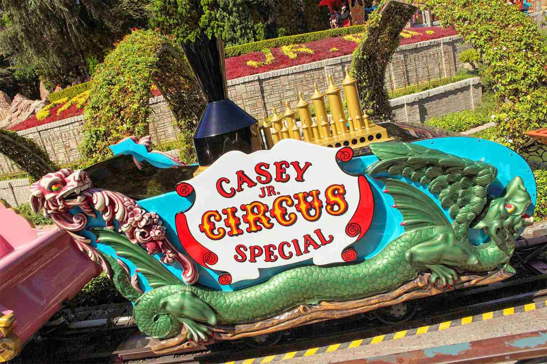 Casey Jr. Circus Special