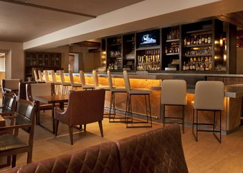 Agave Lounge at Eldorado Hotel has the best happy hour in Santa Fe