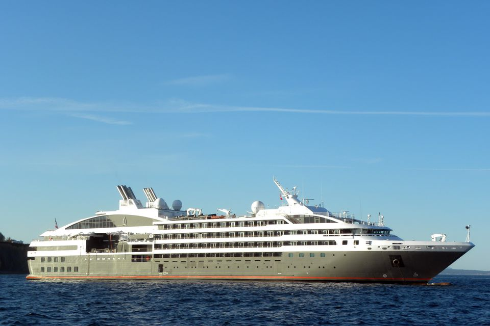 Ponant Cruises will use its luxury ships like Le Boreal on its new expediton voyages with Travel Dynamics International
