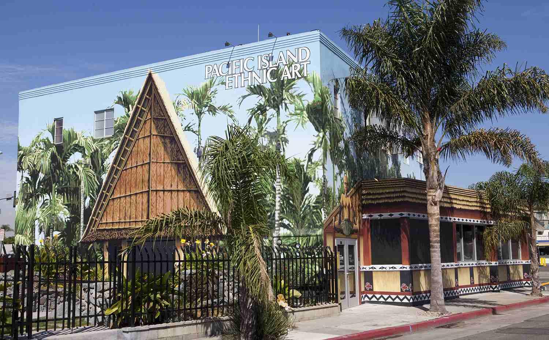 Pacific Island Ethnic Art Museum in Long Beach