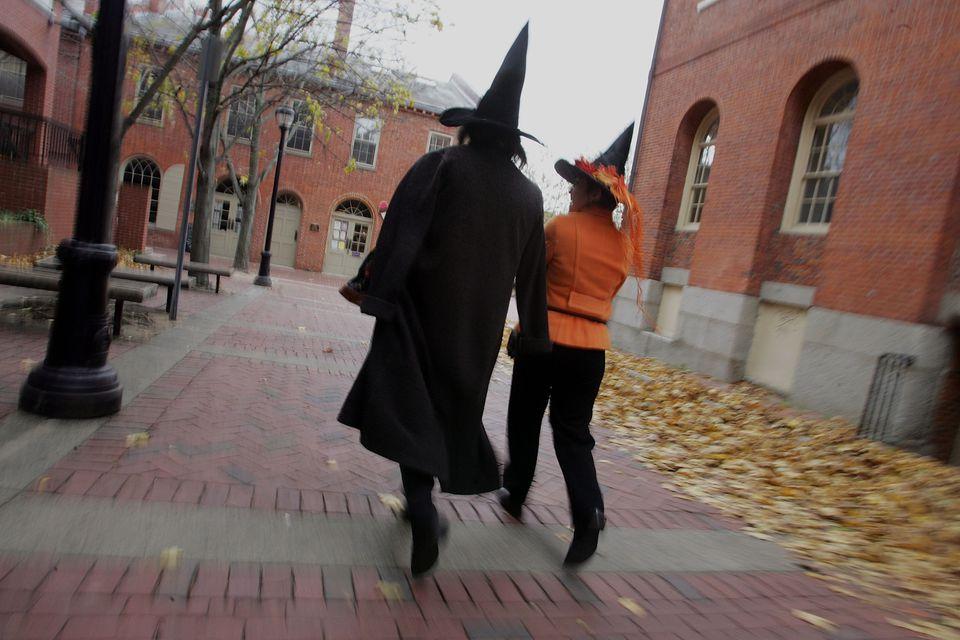 Atracciones fascinantes atraer visitantes a Salem