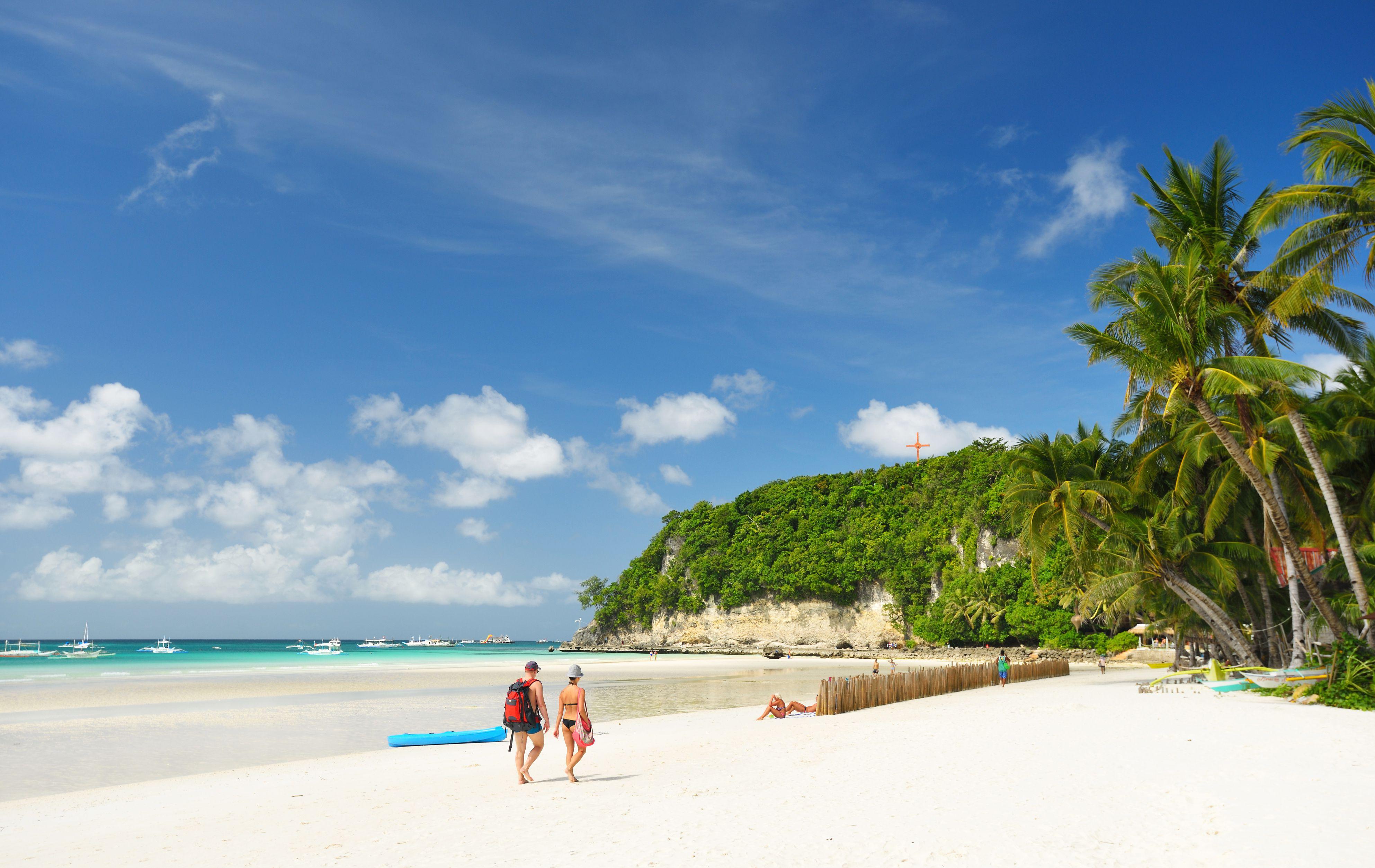 Boracay Island, Philippinen