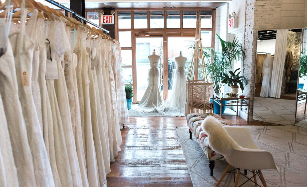 The Top Ten Bridal Stores in Brooklyn, New York