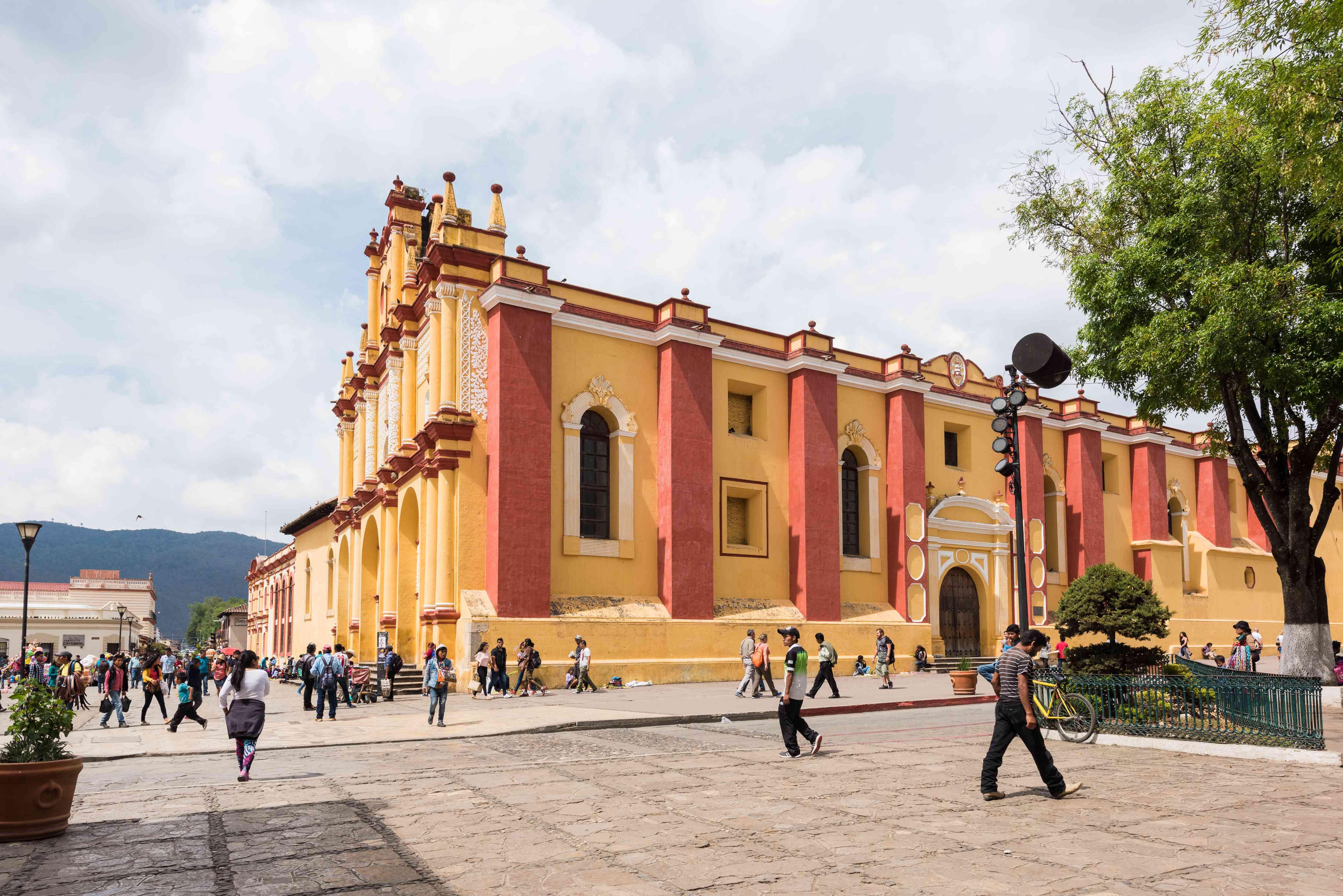 San Cristobal de las Casas in Chiapas