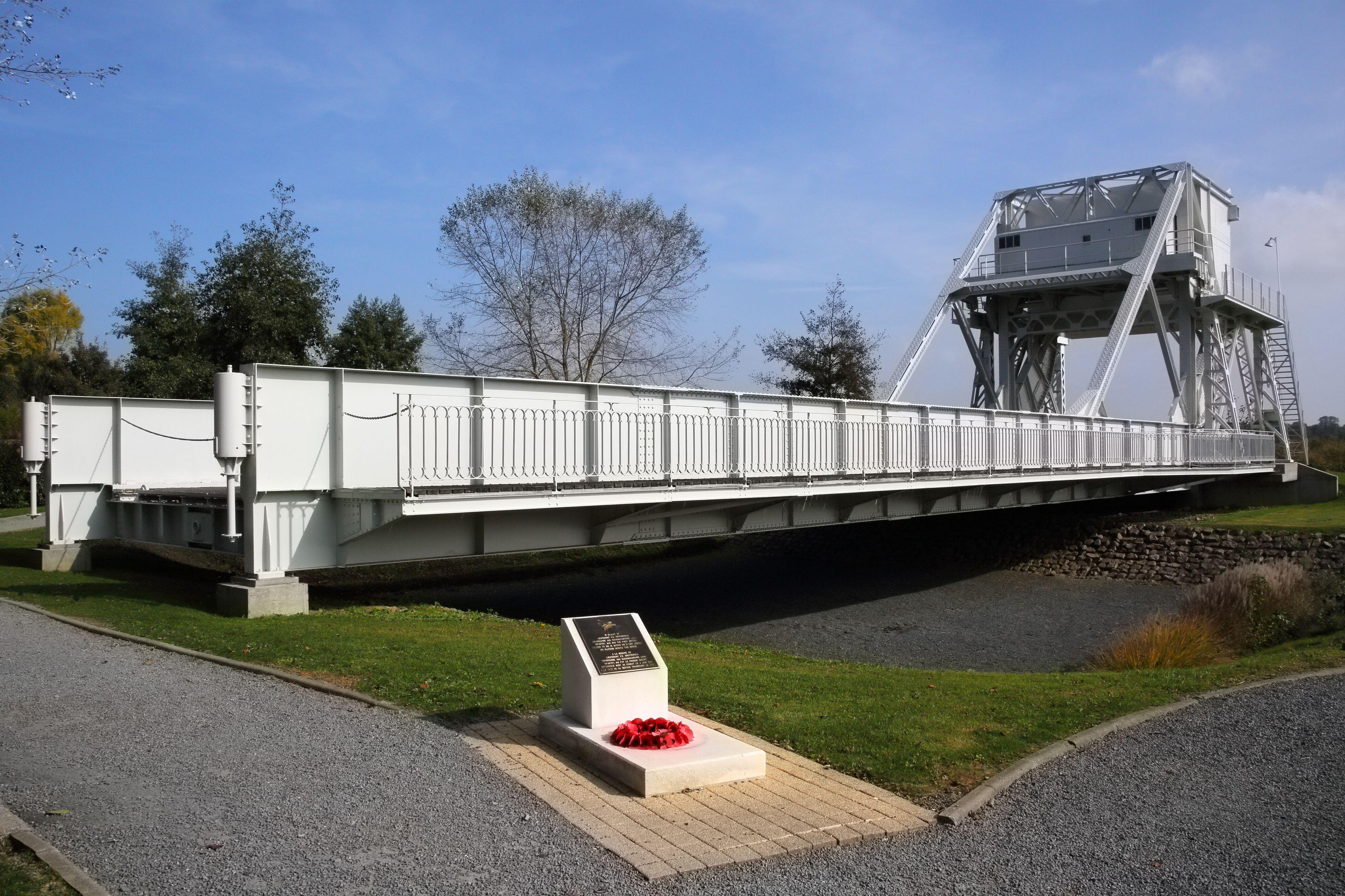 Pegasus Bridge,Pegasus Bridge Memorial Museum.