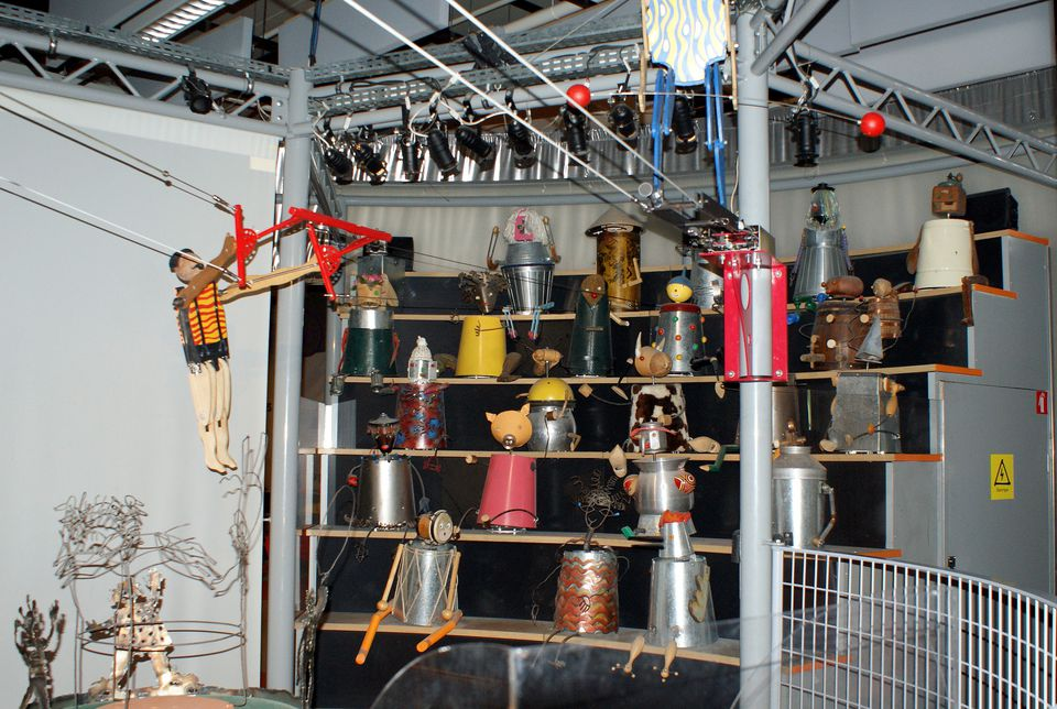 The Science Of Getting Kids Organized >> The Paris Science Industry Museum Cite Des Sciences