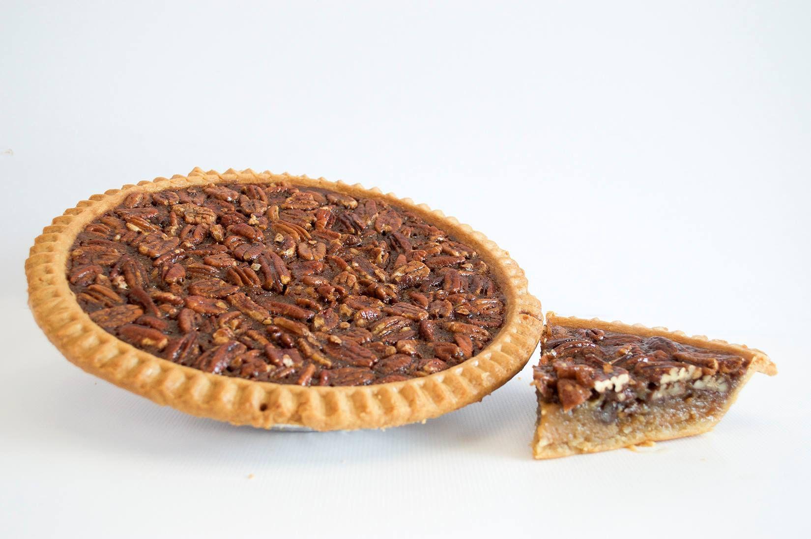 Pecan Pie at Three Brothers Bakery