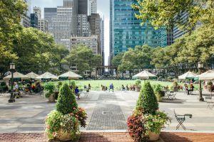 Bryant Park in New York City, New York