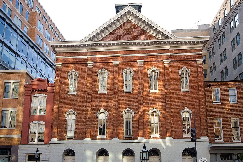 25 Historic Buildings in Washington, DC