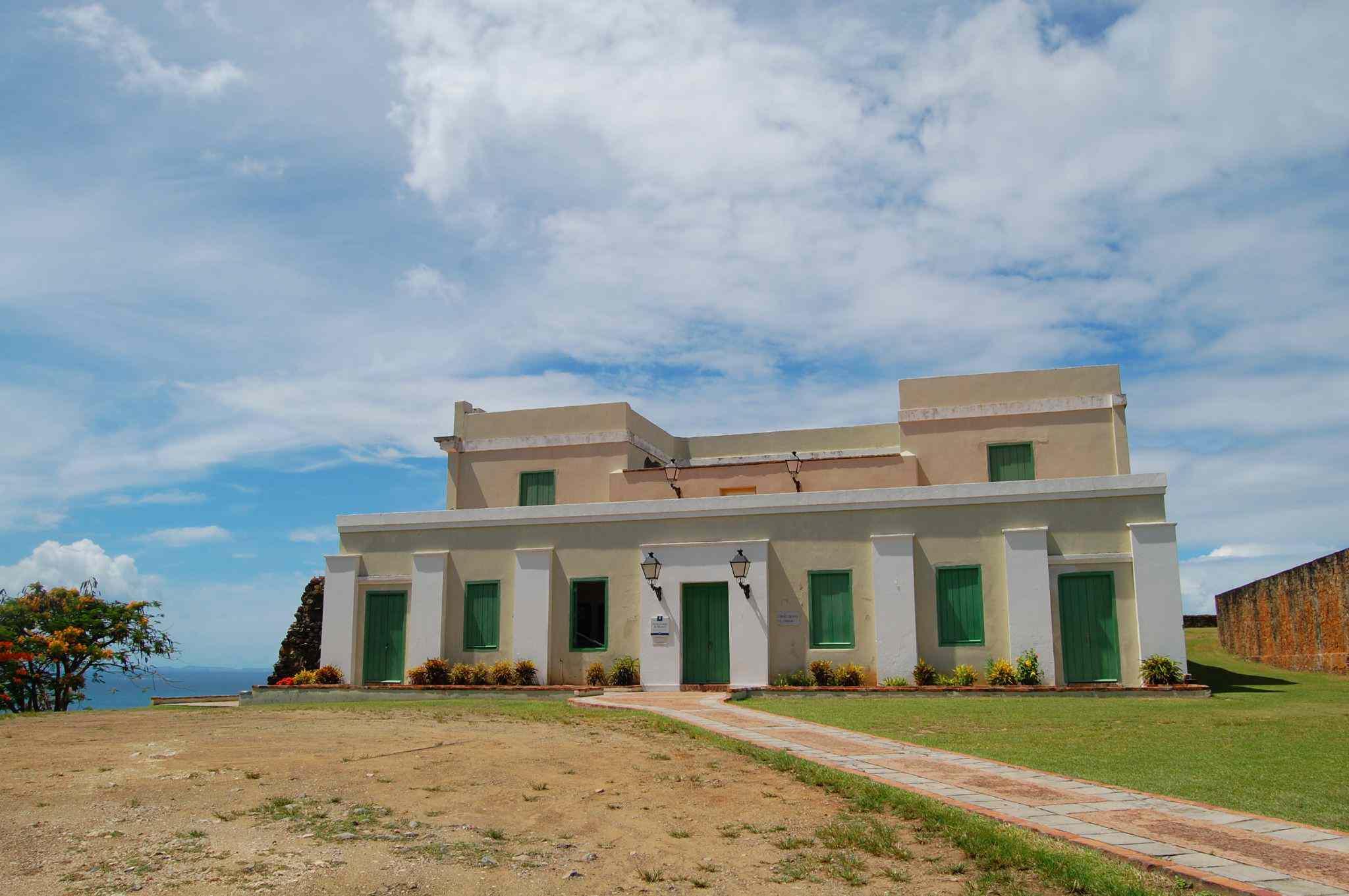 Fort Conde de Mirasol Museum