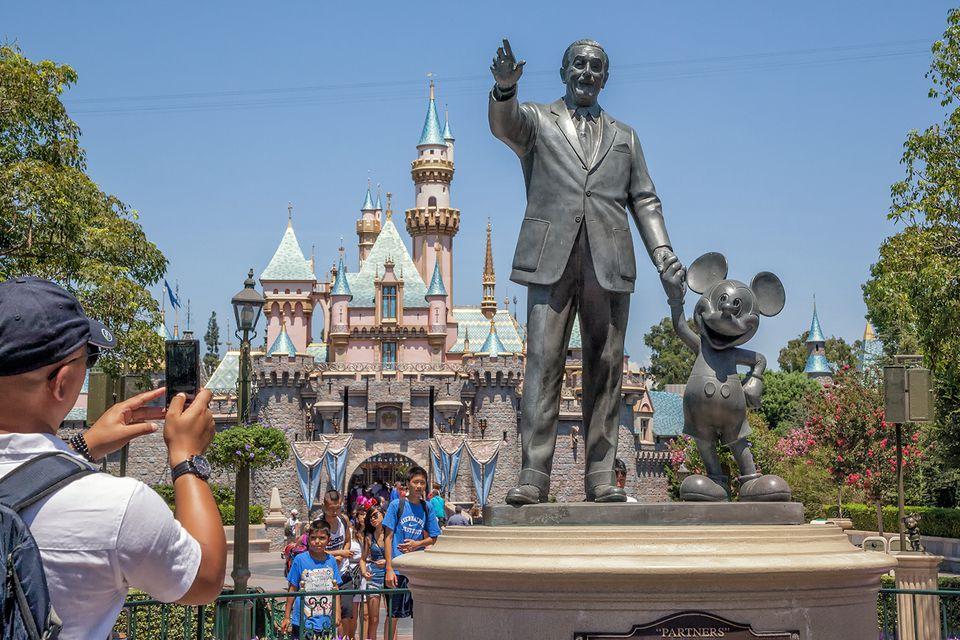 Disneyland Pictures Most Popular Spots