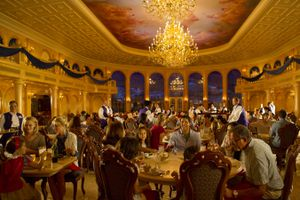 Be Our Guest restaurant Disney World