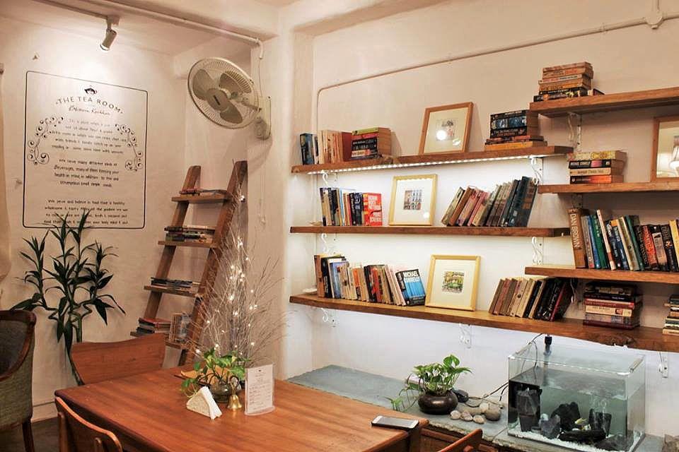 The Tea Room from Blossom Kochhar