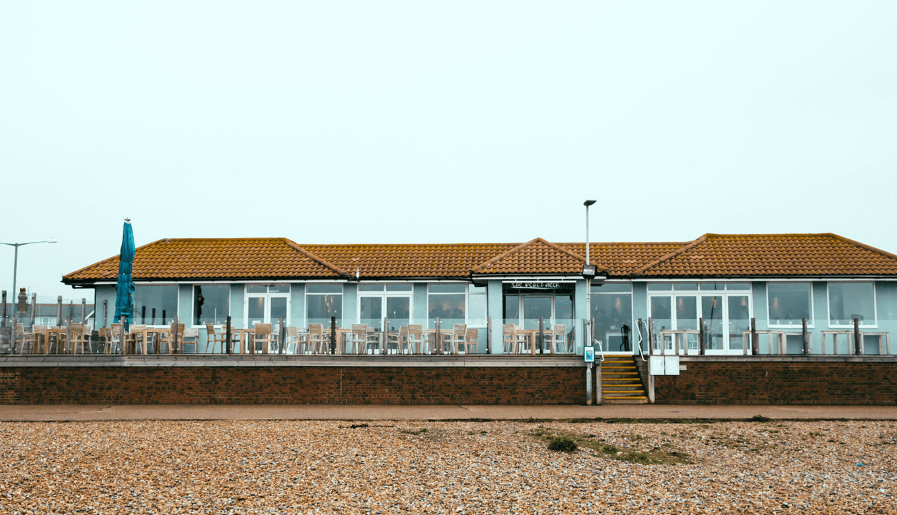 The Beach Deck in Eastbourne