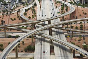 Phoenix freeways
